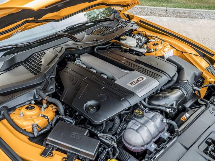 2018 Ford Mustang - Australia