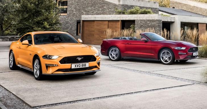 Ford Mustang Australia