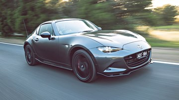 2018 Mazda MX-5 RF Limited Edition