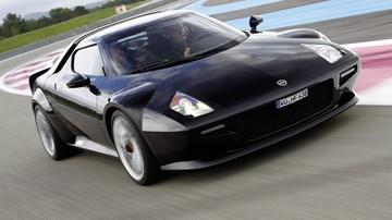 2010 Lancia 'New Stratos' - Prototype