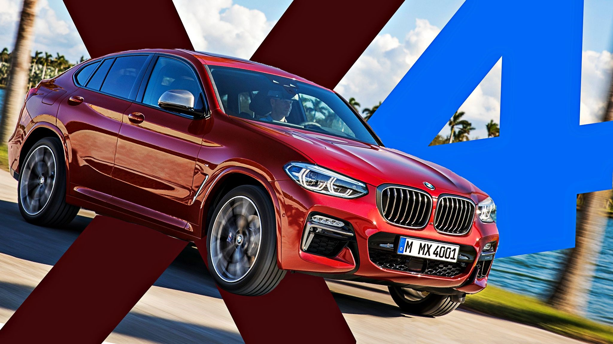 BMW Unveils All-New X4, Outgrows Awkward Phase