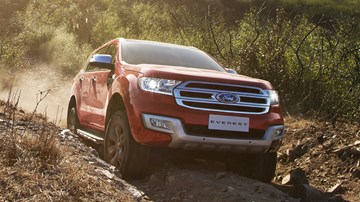 Ford Everest Might Be Next To Receive Raptor Treatment