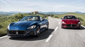 2018 Maserati GranTurismo - GranCabrio