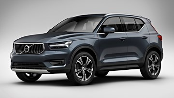 2018 Volvo XC40 Inscription