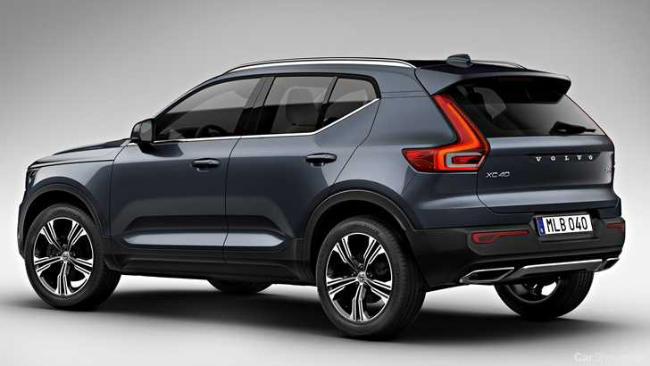 news volvo introduces xc40 inscription 3 cylinder petrol mill. Black Bedroom Furniture Sets. Home Design Ideas