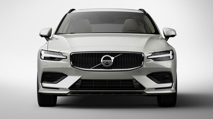 2018 Volvo V60 T6