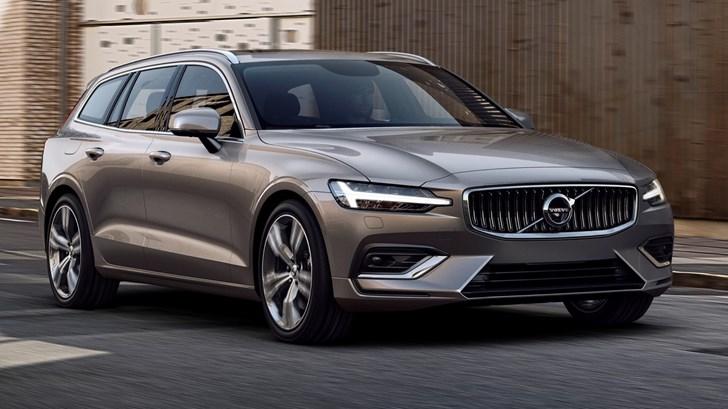 2018 Volvo V60 – Various