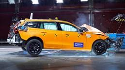2018 Volvo V60 – Safety