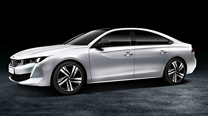 2019 Peugeot 508 – Various