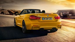 2018 BMW M4 Convertible Edition 30 Years