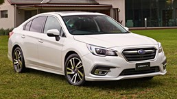2018 Subaru Liberty 2.5i-Premium