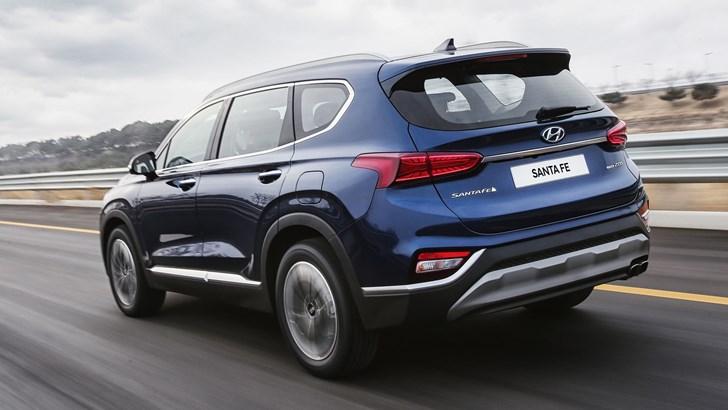 2019 Hyundai Santa Fe - North America