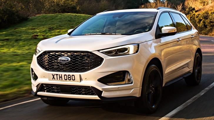 2018 Ford Edge ST-Line – UK