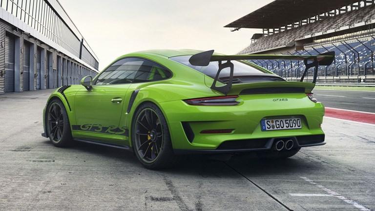 2018 Porsche 911 GT3 RS - 991.2