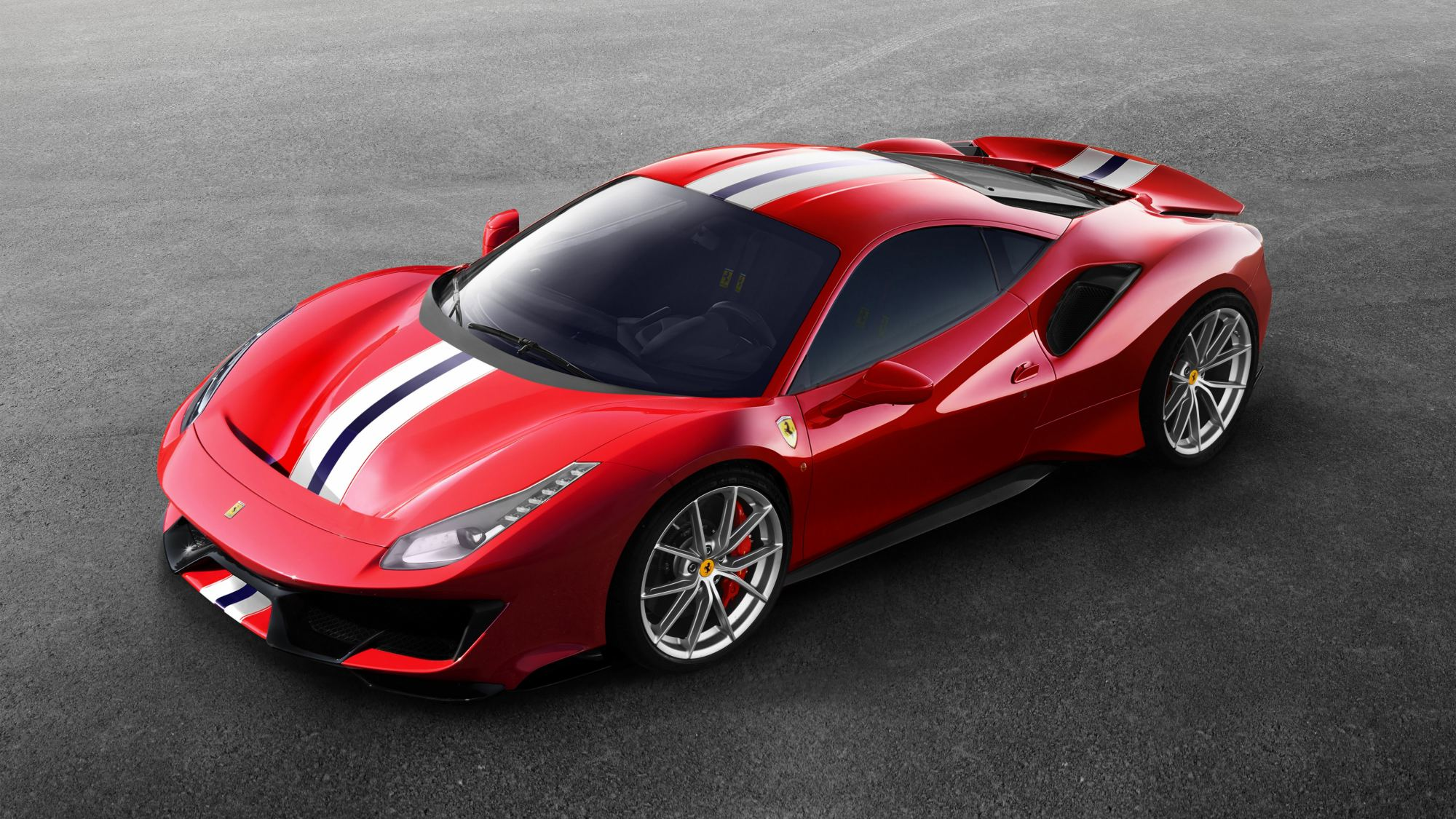 news ferrari 488 pista a hypercar quick race derived v8. Black Bedroom Furniture Sets. Home Design Ideas