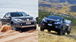 Left-Field Ute Shootout: 2018 Nissan Navara VS 2018 Mitsubishi Triton