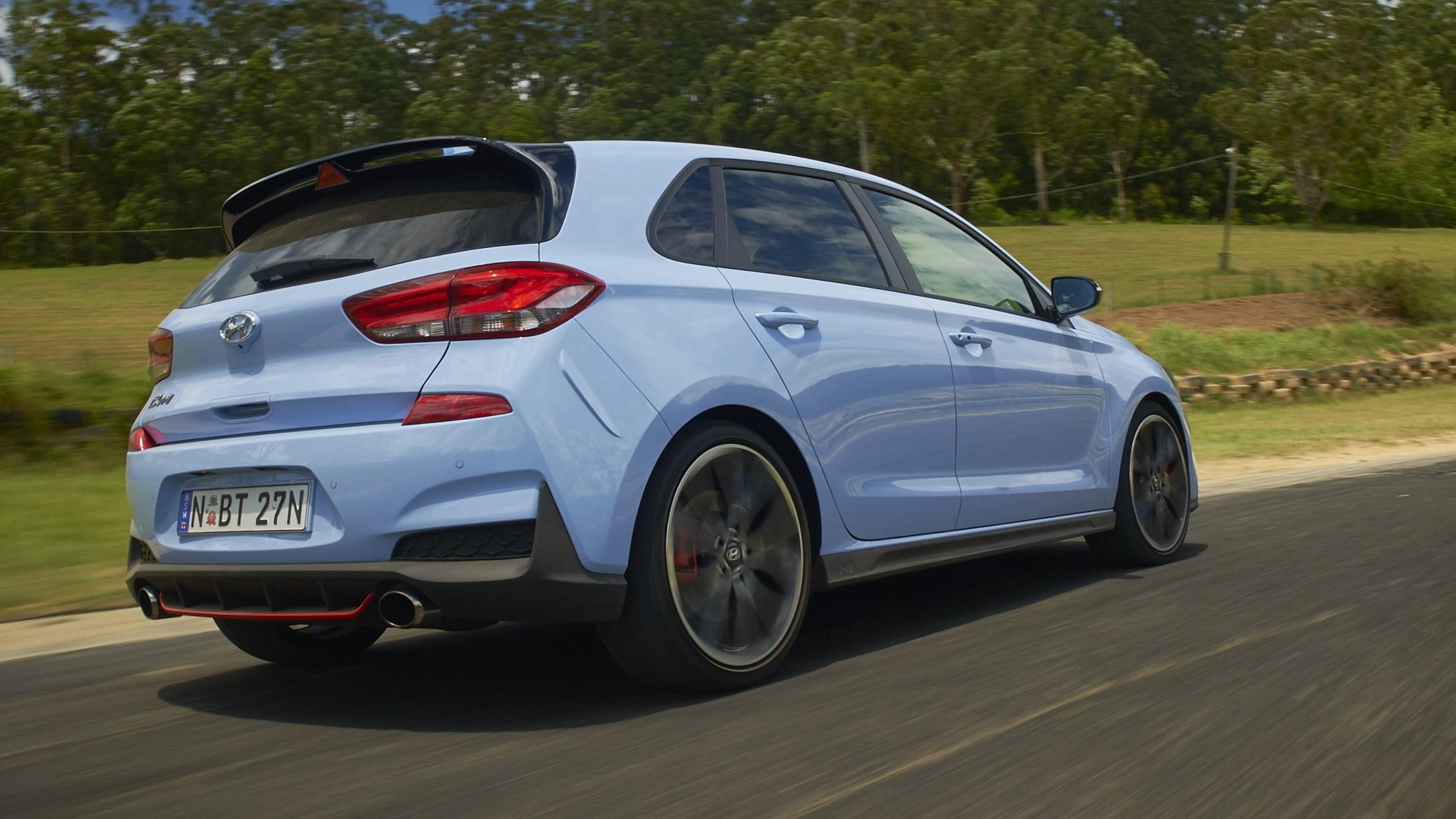 Hyundai's 202kW i30 N Wedges Hot Hatch Pack At $39,990 Thumbnail