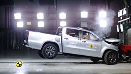 Mercedes-Benz X-Class Nabs 5-Star ANCAP Rating