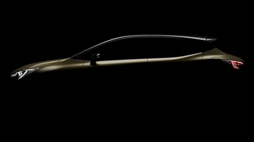 All-New 2019 Toyota Corolla Teased For Geneva