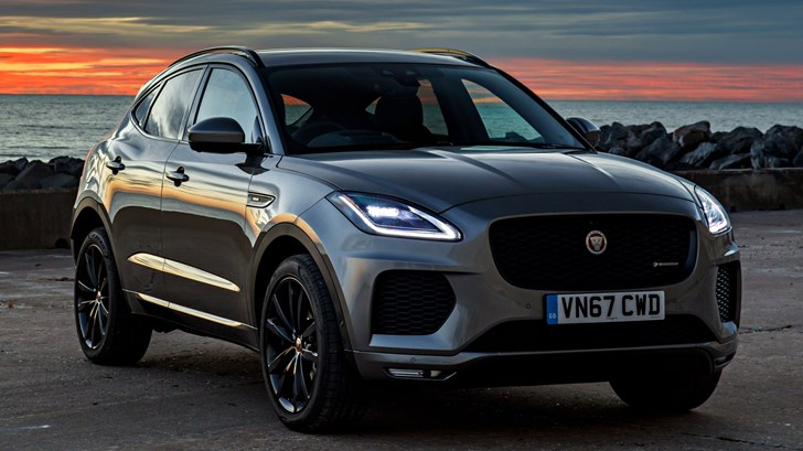Compact Suv Australia >> News - Jaguar E-Pace Gets Full 5-Star ANCAP Rating