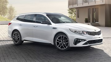 Kia Details 2018 Optima In Sportswagon Form