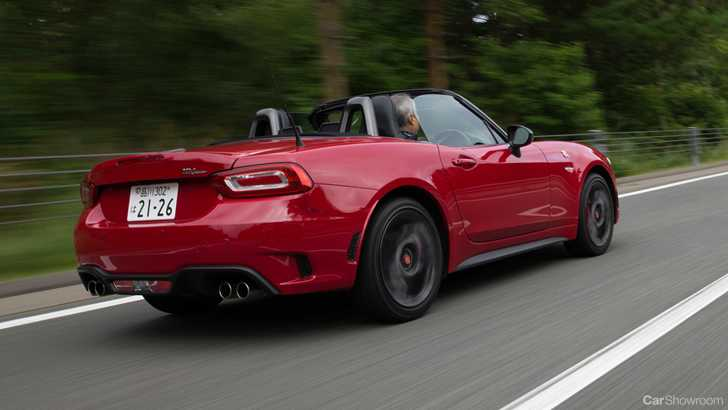 news special edition abarth 124 gt hard top heads to geneva. Black Bedroom Furniture Sets. Home Design Ideas