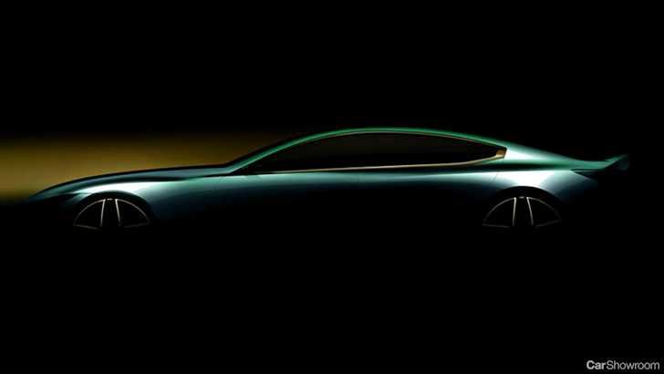 News - BMW Teases M8 GranCoupe Concept For Geneva Motorshow