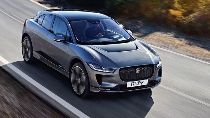 2019 Jaguar I-Pace – Various
