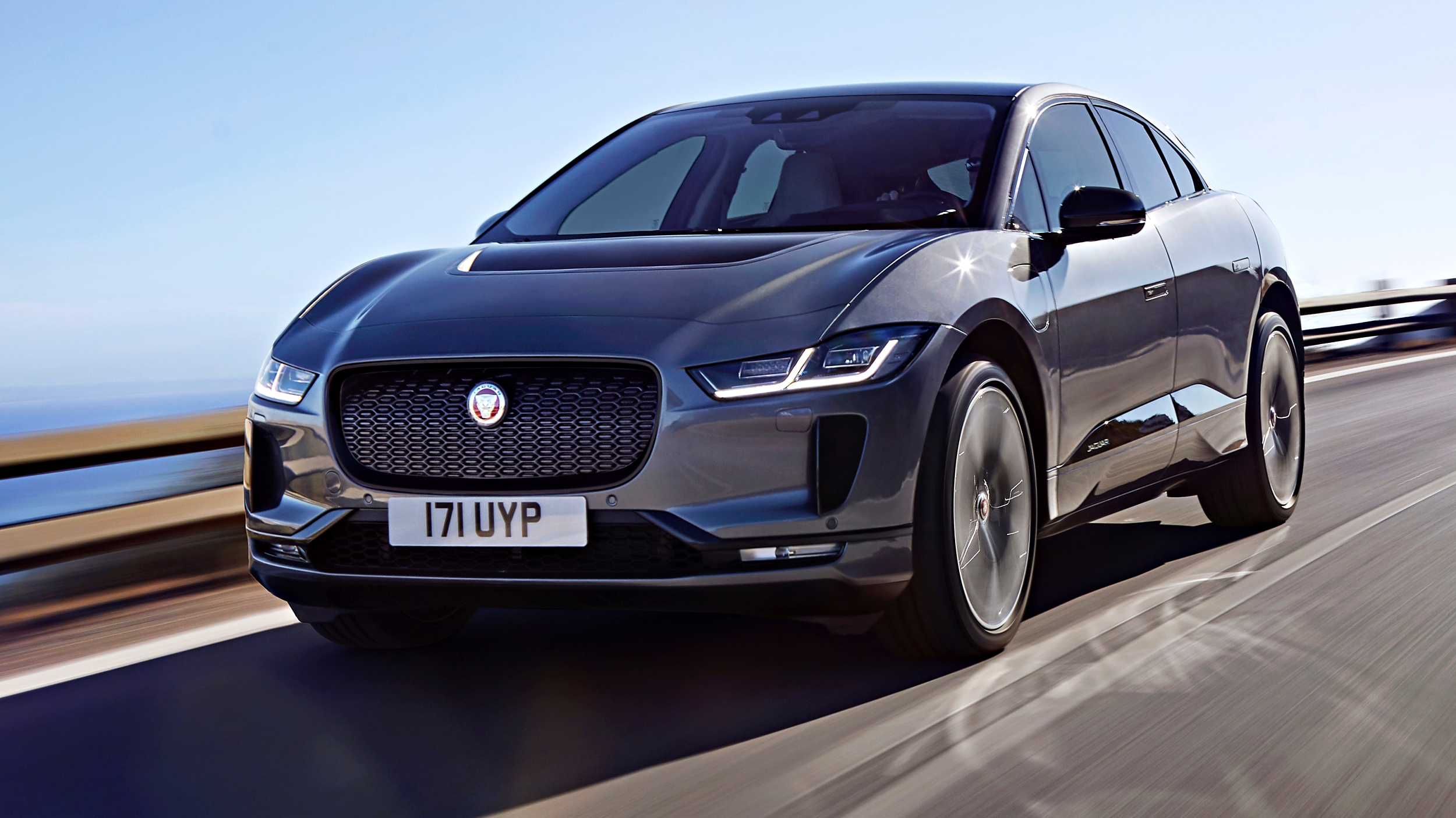 News Jaguar I Pace Finally Revealed 119k Here October