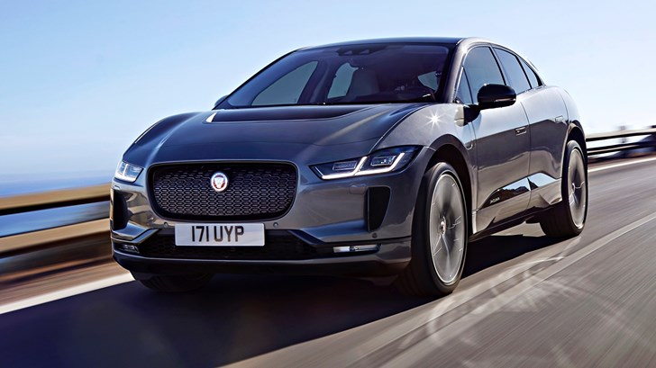 2018 Jaguar I-Pace – Various