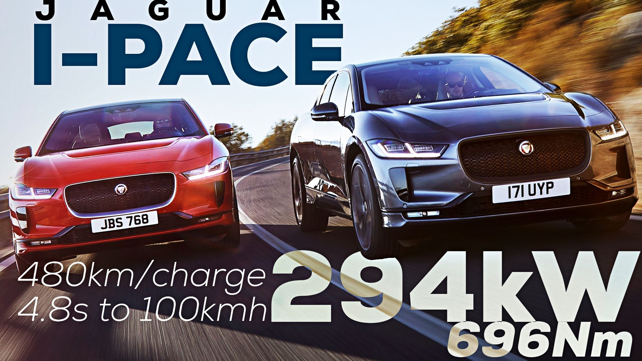 Jaguar I-Pace Finally Revealed: $119k, Here October