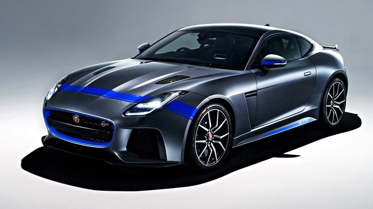 2018 Jaguar F-Type SVR – Graphic Packs