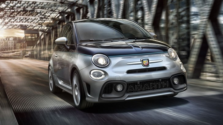 Abarth Outs Nautical Themed 695 Rivale Special Edition