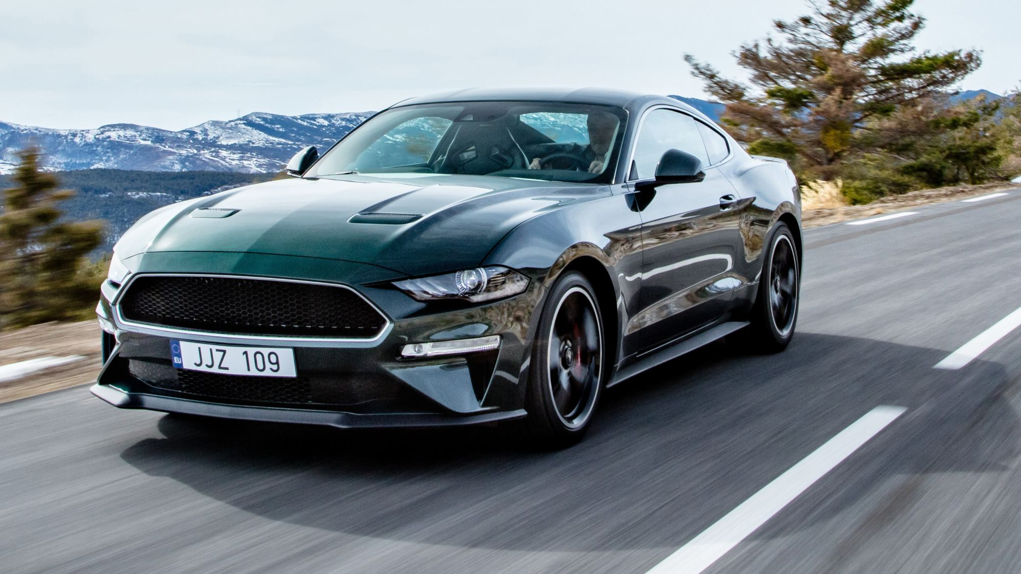 news mustang bullitt confirmed for oz strictly limited numbers. Black Bedroom Furniture Sets. Home Design Ideas