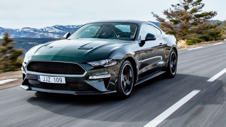 News Mustang Bullitt Confirmed For Oz Strictly Limited