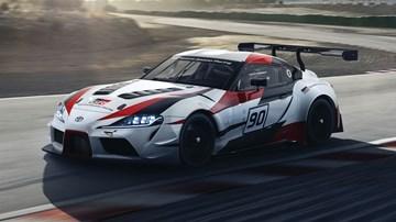 2018 Toyota GR Supra Racing Concept - Geneva Motor Show