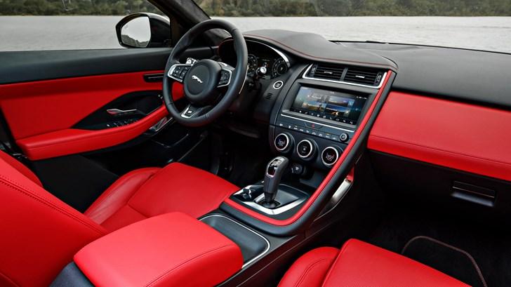 2018 Jaguar E-Pace P300 AWD R-Dynamic