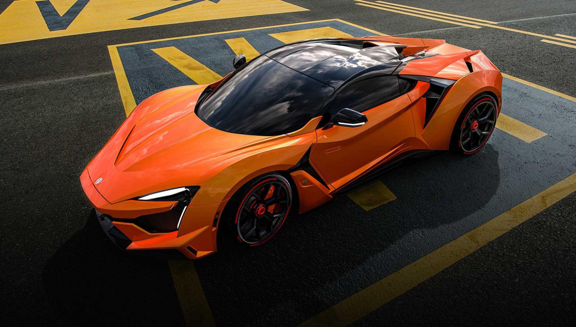 News W Motors Unleash 582kw Fenyr Supersport In Geneva