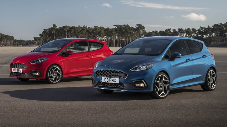 Ford Updates Fiesta ST With LSD, Suspension Upgrades