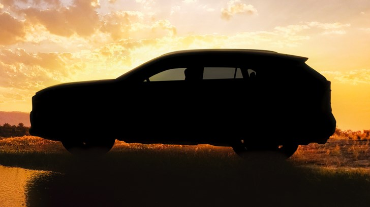 All-New Toyota RAV4 Teased, Debut At NYIAS