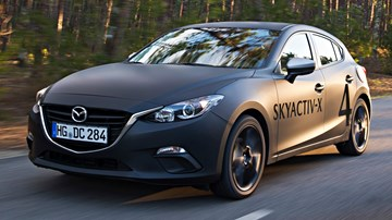Mazda Says Skyactiv-X Greener Than Electric