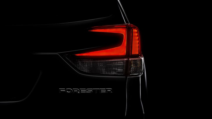 Subaru Teases All-New Forester Ahead Of NYIAS