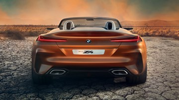 All-New BMW Z4 Debut Set Ahead Of Paris Motor Show