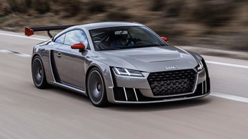 Facelifted Audi TT Nears With R8 Cues, 300kW RS