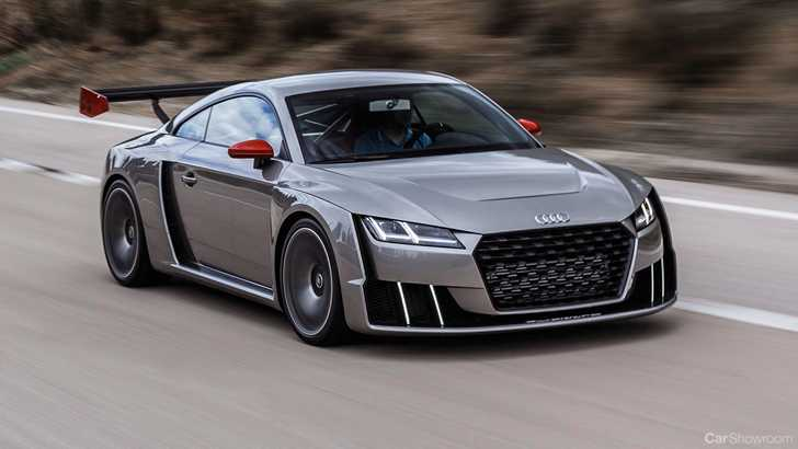 news facelifted audi tt nears more r8 cues 300kw rs