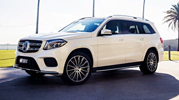 2018 Mercedes-Benz GLS500 4Matic AMG-Line