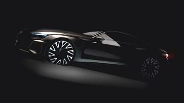 Audi e-tron GT Due In 2020, Rivalling Tesla Model S