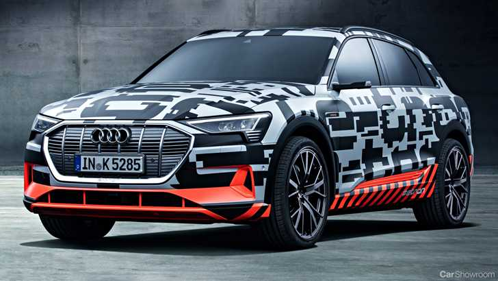 News Audi E Tron Gt Due In 2020 Rivalling Tesla Model S