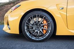 Lexus Revises Australia's 2018 RC Range