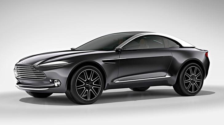 2015 Aston Martin DBX Concept – Geneva Motor Show